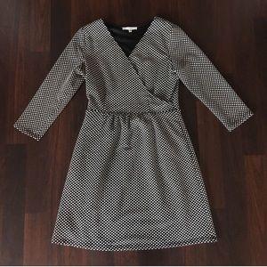 Polka dot dress from Stitch Fix